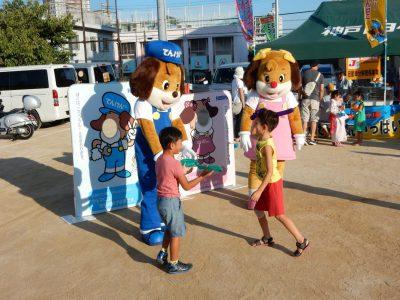 第16回源平夏まつり  |兵庫県自動車整備振興会神戸西支部